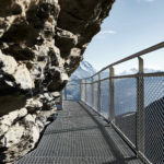 First Cliff Walk Gindelwald Webnet Bridge Safety