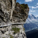 First Cliff Walk Grindelwald Bridge