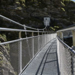 First Cliff Walk Grindelwald Bridge Safety
