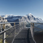 First Cliff Walk Grindelwald Safety Webnet Bridge