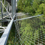 Haggen Bridge Safety Webnet Panels