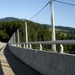 Hundwilertobel Bridge Webnet Panels