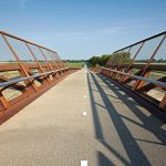 Jakob Webnet Balustrading for Bridges